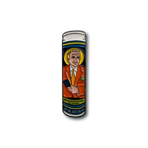 Saint Vin Candle Pin