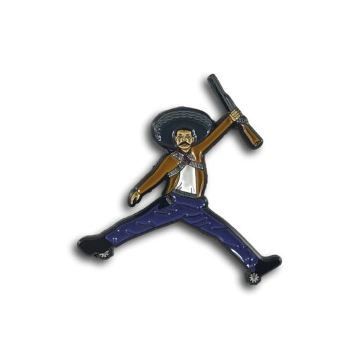 Air Zapata Pin